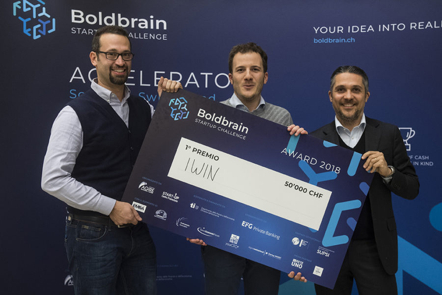 i-Win wins the first Boldbrain Startup Challenge