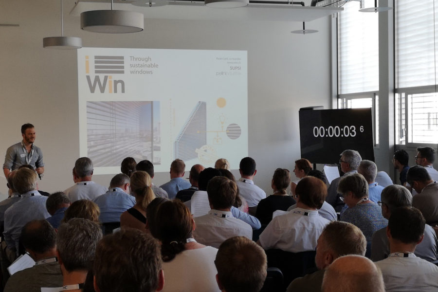 16th May,  iWin is invited to attend MassChallenge Switzerland