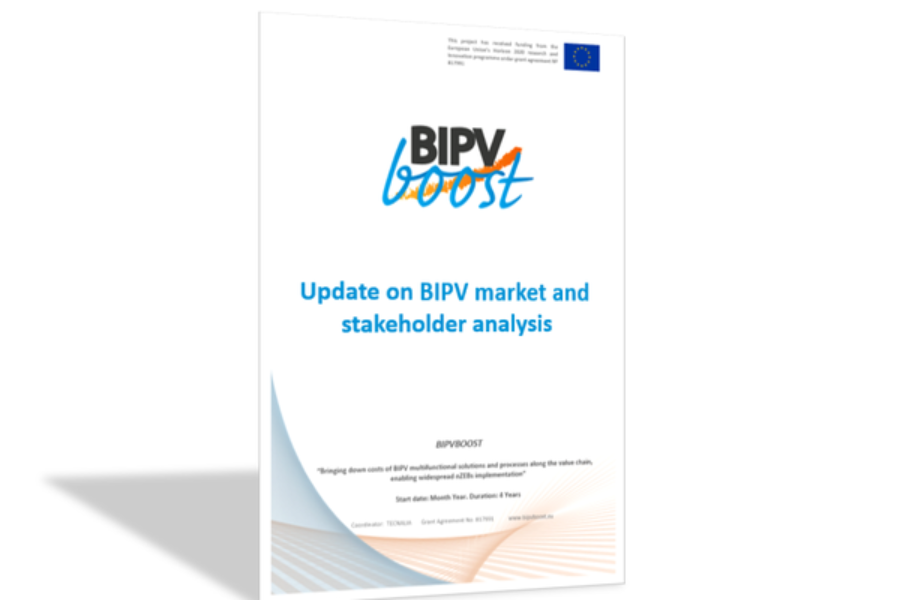 September 2019, published two new interesting reports on the BIPV market