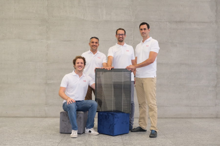 29 September 2020, We successfully completed the third stage of Venture Kick and was granted with 150'000 CHF.