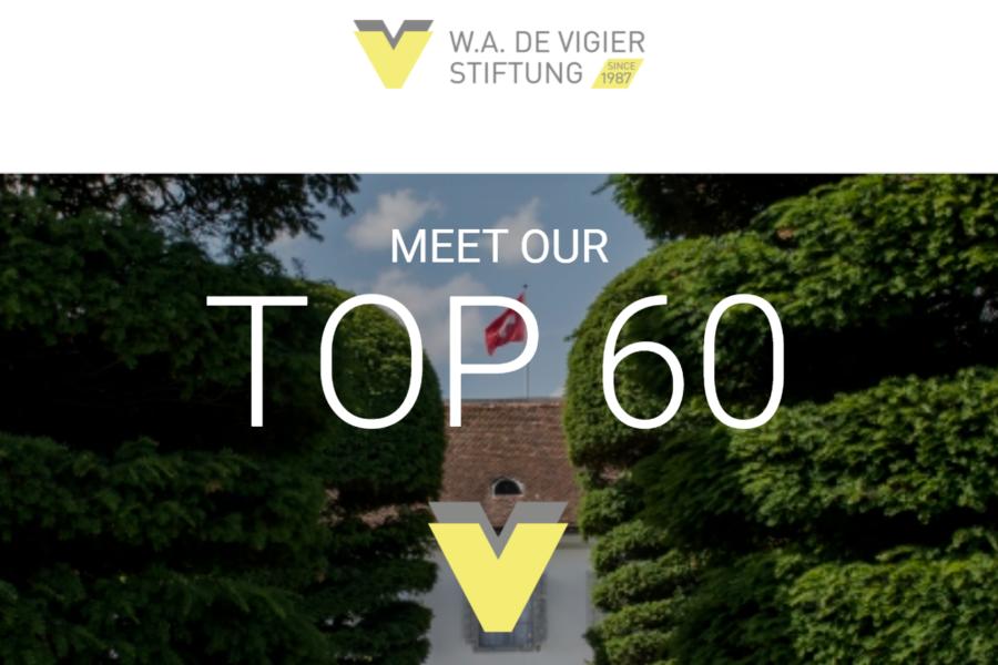 04 February 2021, iWin @ W.A. de Vigier Stiftung TOP_60 startups